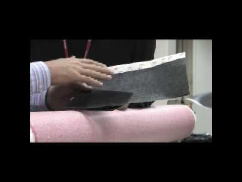 How fishing rods and poles are made at the Daiwa factory.wmv