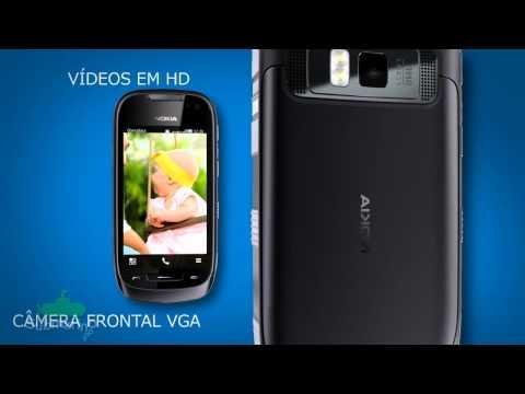 Celular Nokia 701 com TV Digital - Submarino.com.br