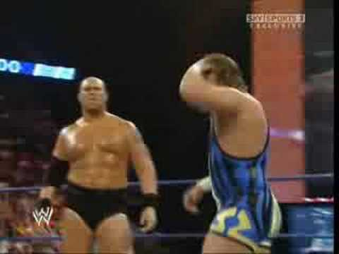 Smackdown 8/8/08 Vladimir Kozlov Vs Jesse w/Festus Music Videos