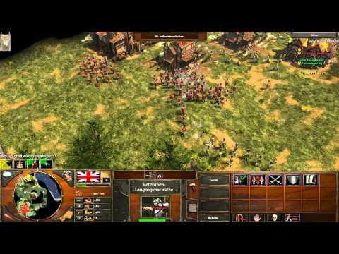 Age of Empires III - Das große FFA - Part 1 [Deutsch/Full HD]
