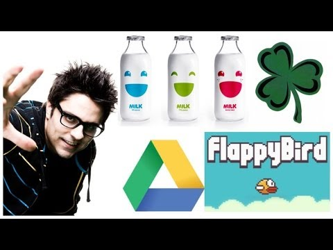 Ray William Johnson Quits ,Flappy Birds Returns, Samsung Milk , Google Drive Price Drops And More  ,