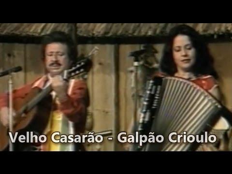 Velho Casar�o: Teixeirinha e Mari Terezinha: Ao Vivo no Galp�o Crioulo