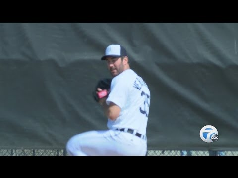 Could this be a big year for Tigers starting pitcher Justin Verlander?