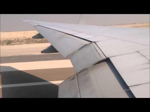 Etihad Airways Boeing 777-300 ER Abu Dhabi Takeoff Toronto Landing