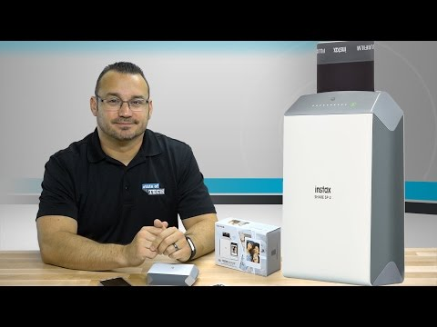 Fujifilm INSTAX SHARE SP-2 Smart Phone Printer Review