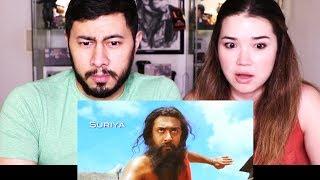 INDIA vs CHINA | 7 AUM ARIVU | 7th SENSE | Suriya | Trailer Reaction!