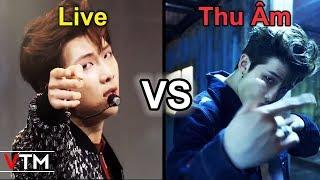 So Sánh Khả Năng Hát Live Vs Thu Âm Của BTS Qua Các Năm (2013 - 2018)