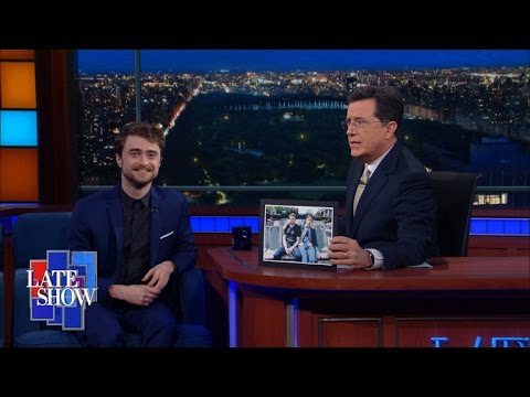 Three Words Sum Up Daniel Radcliffe's New Movie: Farting, Erection, Corpse