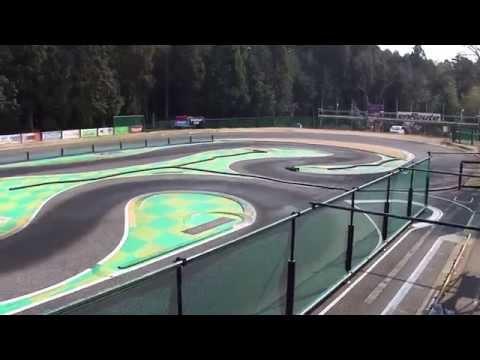 2014 Carrera Cup Round 1  1/5 scale F1 class