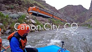 Royal Gorge White Water Rafting: Canon City, Colorado