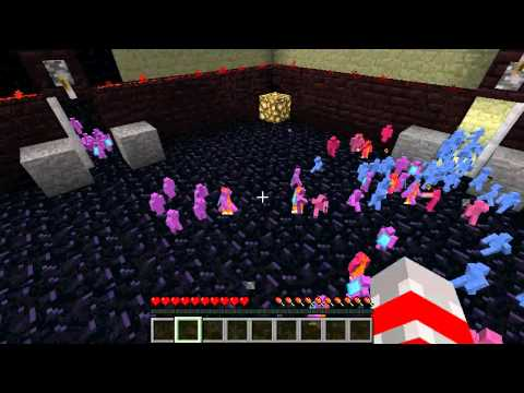Minecraft Mods Ep. 5 - Clay Soldiers Mod V6 - Part 1