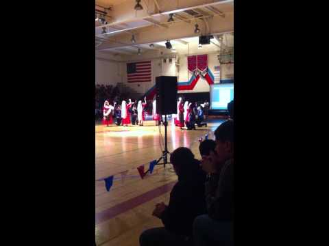 El Cajon Valley High School Multicultural 2012 Part1