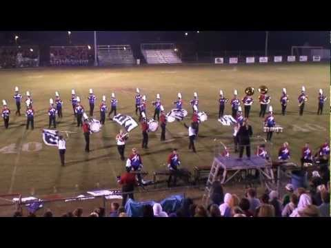 2nd Annual Indian Nation Marching Invitational - Montgomery Central High School