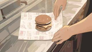 Anime McDonald's