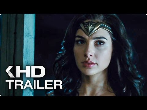 WONDER WOMAN Final Trailer (2017) streaming vf