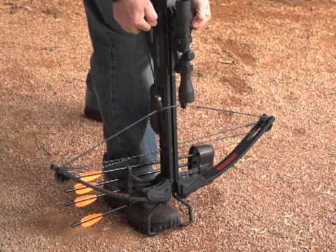 SA Sports® Ambush 150-lb. Crossbow Package
