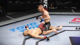 EA SPORTS™ UFC® 3 conor mcgregor vs khabib