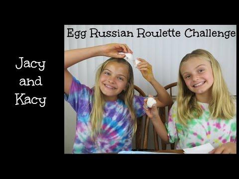 Egg roulette rosanna pansino