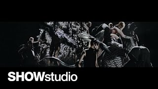 SHOWstudio: Gareth Pugh Spring/Summer 2015 - Chaos