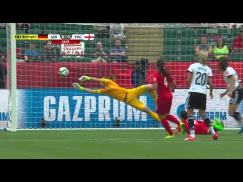 England Germany 2015 Women's World Cup Full Game BBC 3rd Place Playoff