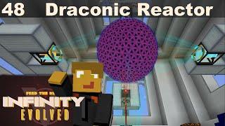 FTB Infinity - E49 - Draconic Reactor