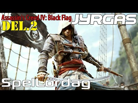 SpelLördag Assassin creed black flag del2