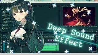 Pr/AMV - Underwater sound effect / Deep sound