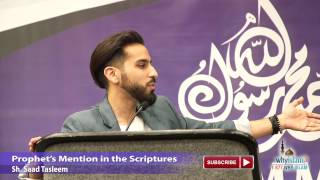 Video: Various Prophets are mentioned in Scripture - Saad Tasleem
