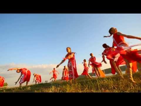"""""""На пороге солнца"""" - Студия эстрадного и современного танца """"Лик""""   г. Наб Челны"""