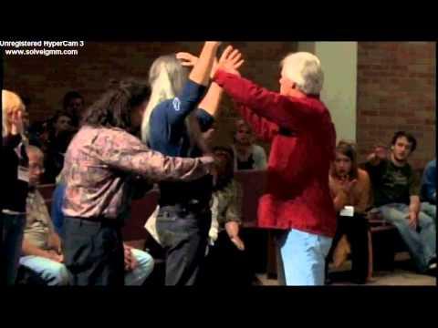 Dan Mohler - Demonstrating healing and deliverance