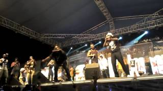 VVIP perform Dogo Yaro at 2015 Saminifest