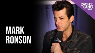 Mark Ronson talks Howard Stern, Lady Gaga and new album