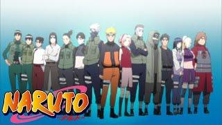 All Naruto Shippuden Openings