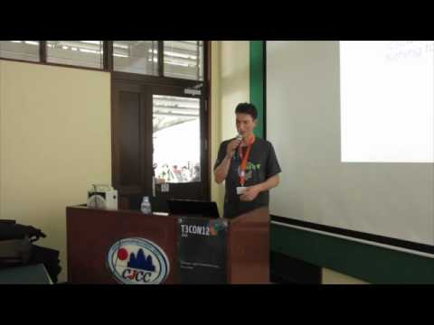 T3CON12 Asia: Connecting Cambodia's TYPO3 Developer Community