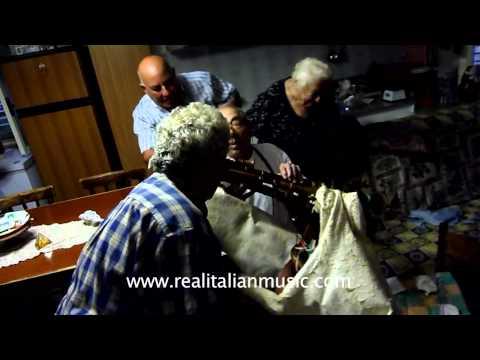 Calabria – Giuseppe Cristiano – Padrone di Musica Popolare a Catanzaro