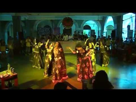 Rajasthani Folk Dance (Kalbeliya) at Malhar 2014