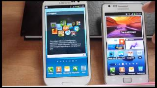 Galaxy S3 vs Galaxy S2 SPEED COMPARISON