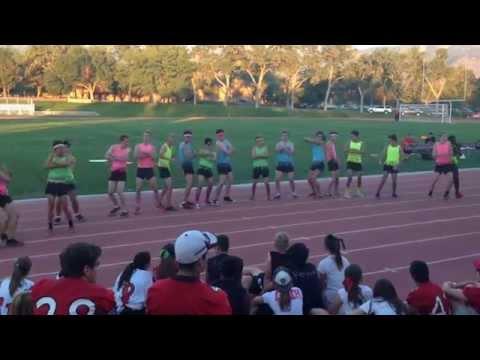 Albuquerque Academy Senior Powderpuff 2014 - 10/15/2014