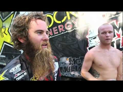 2011 Rockstar Energy Drink Mayhem Festival update!
