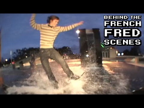 Behind the French Fred Scenes: Flip in Oz part 2