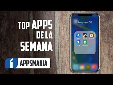 Top apps de la semana para iPhone y Android | AppsMania 719