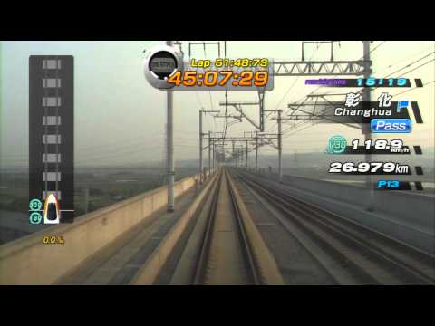 Full Time Attack run to 左�(Zuoying) from ���(Taipei) with the Shinkansen (700T). One small ATC mistake at the beginning (7 sec penalty), one EB mistake at ...
