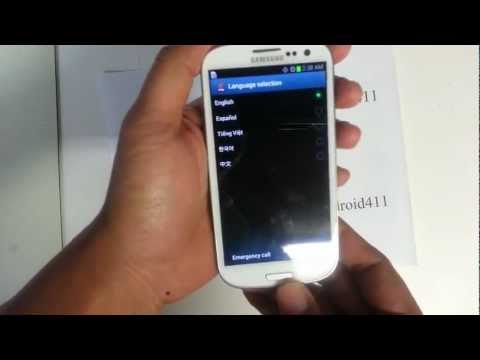 [How to] Bypass Activation Screen Samsung Galaxy S3 Verizon No Account Needed