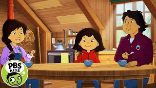 Molly of Denali | Being with Family! | PBS KIDS