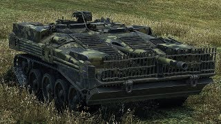 World of Tanks Strv 103B - 11 Kills 10K Damage