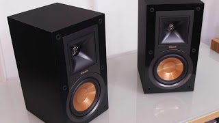 Klipsch R15M test di Sbisa' www audiocostruzioni com