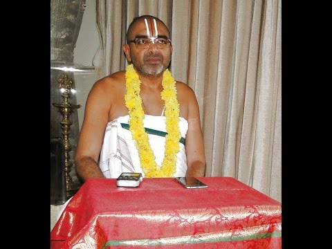 12 Dec 2014 Pt.(1) Upanyasam Thiruvaimozhi Saaram Sri Velukkudi Krishnan video