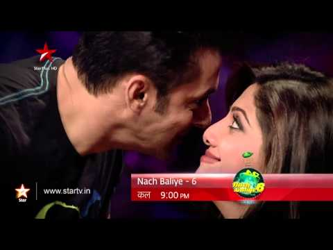 Nach Baliye 6 - Salman Khan and Shilpa Shetty Kundra look into...