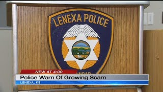 New phone scam cheats Lenexa woman out of nearly $10,000