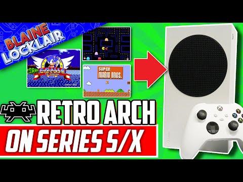 Install RetroArch On Xbox Series S / X & Xbox One S / X
